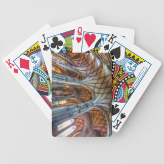 St Stephens Cathedral Vienna Bicycle Playing Cards