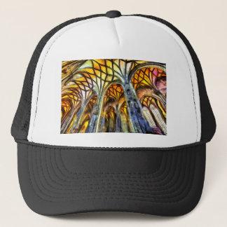 St Stephens Cathedral Vienna Van Goth Trucker Hat