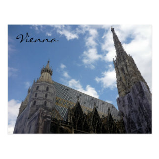 st stephens vienna postcard
