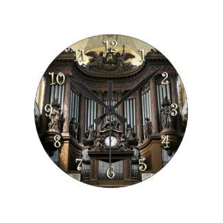 St Sulpice Cavaillé-Coll organ Wall Clocks