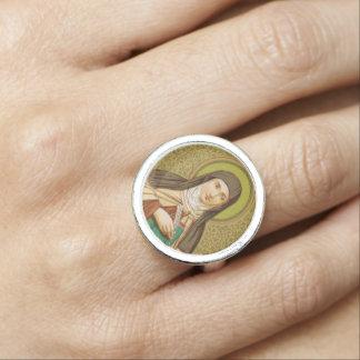 St. Teresa of Avila (SNV 27) Ring