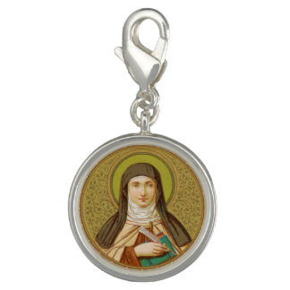 St. Teresa of Avila (SNV 27) Round