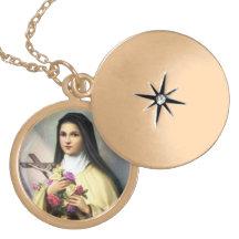 St. Thérèse of Lisieux Pendant