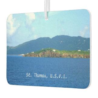 St. Thomas Arrival