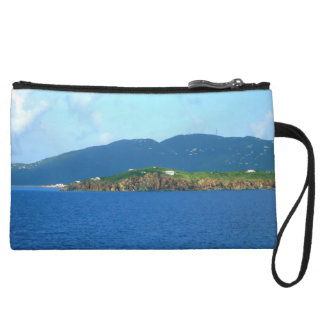 St. Thomas Arrival in October Wristlet Purse