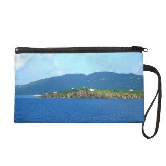 St. Thomas Arrival Virgin Islands Wristlet Clutch