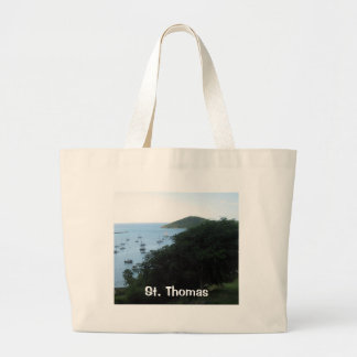 St. Thomas Canvas Bags
