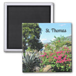 St. Thomas Fridge Magnets