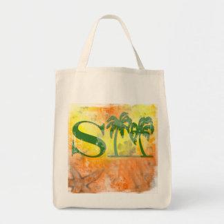 St thomas Grocery bag