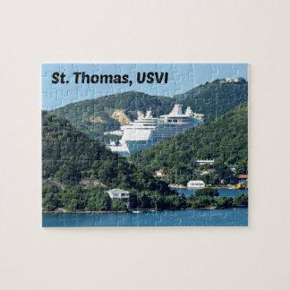 St. Thomas Jigsaw Puzzle