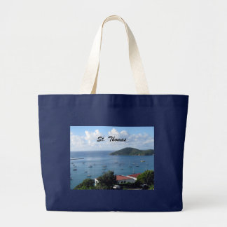 St. Thomas Large Tote Bag