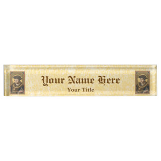 St. Thomas More (SAU 026) Desk Name Plates