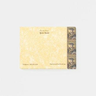 "St. Thomas More (SAU 026) Horizonal 4""x3"" Post-it Notes"