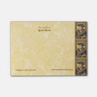 "St. Thomas More (SAU 026) Horizonal 4""x3"" Post-it® Notes"