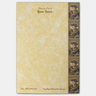 "St. Thomas More (SAU 026) Vertical 4""x6"" Post-it® Notes"