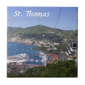 St Thomas Tile Trivet