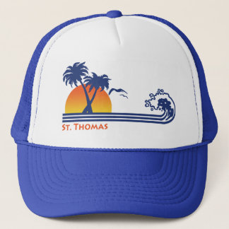 St. Thomas Trucker Hat