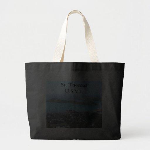 St. Thomas U.S.V.I. Tote Bags