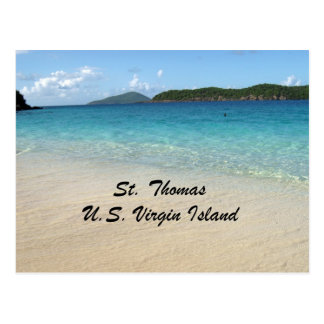 St. Thomas, U.S. Virgin Island Postcard