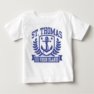 St. Thomas U.S. Virgin Islands Baby T-Shirt