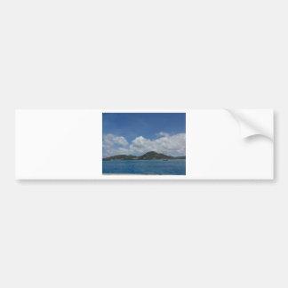 St.Thomas U.S. Virgin Islands Car Bumper Sticker