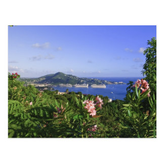 St. Thomas, US Virgin Islands. Charlotte Postcard