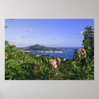 St. Thomas, US Virgin Islands. Charlotte Poster