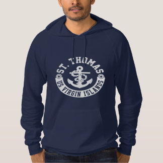St. Thomas US. Virgin Islands Hoodie