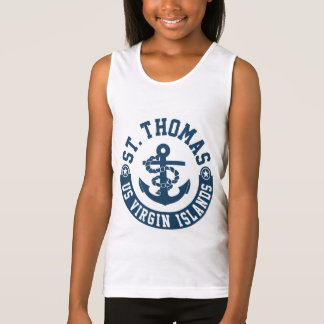 St. Thomas US. Virgin Islands Singlet