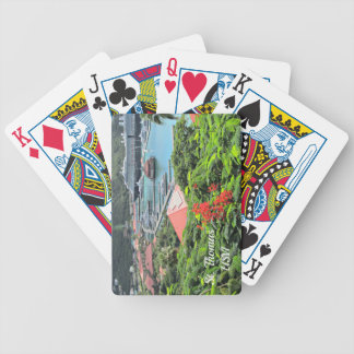 St. Thomas USVI Bicycle Playing Cards