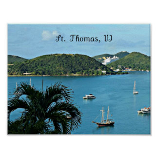 St. Thomas VI Poster