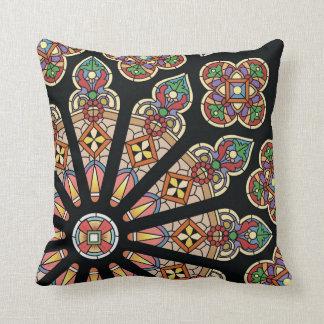 St. Thomas Window Throw Pillow