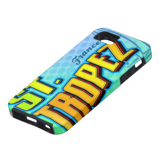 ST. TROPEZ iPhone 5 COVER