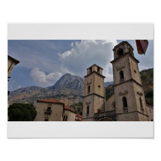 St. Tryphon Cathedral Poster