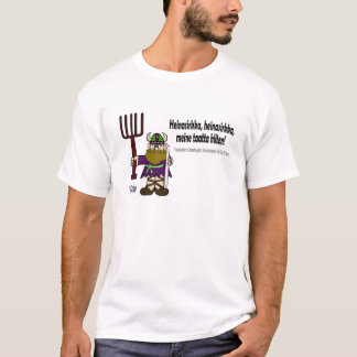 St. Urho -Heinasirkka T-Shirt