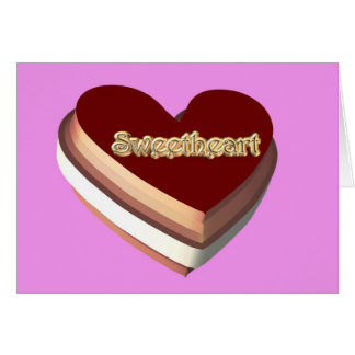 St. Valentine Day Happy Valentine's Day sweetheart Greeting Cards
