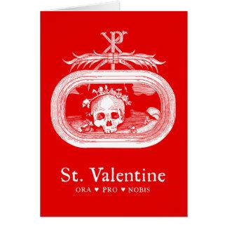 St. Valentine Greeting Card