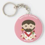 St. Valentine Key Chains