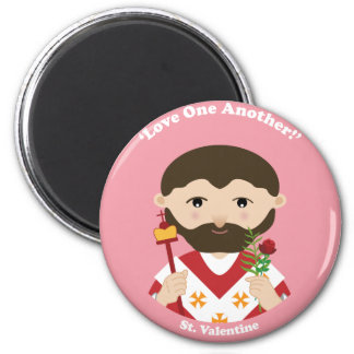St. Valentine Magnet
