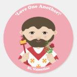 St. Valentine Sticker