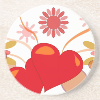 St. Valentine's day Coasters