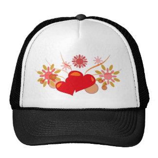St. Valentine's day Mesh Hat