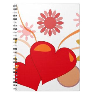 St. Valentine's day Journals