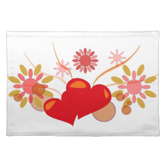 St. Valentine's day Placemat