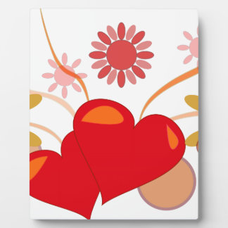 St. Valentine's day Plaque