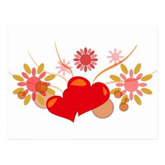 St. Valentine's day Postcards