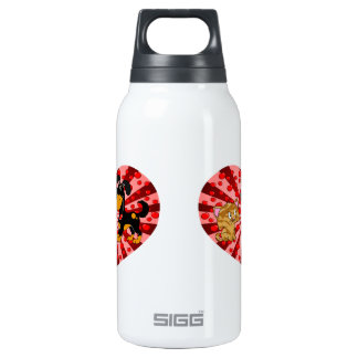 St. Valentine's Day 10 Oz Insulated SIGG Thermos Water Bottle