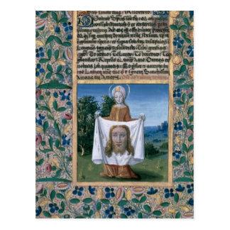 St. Veronica Postcard