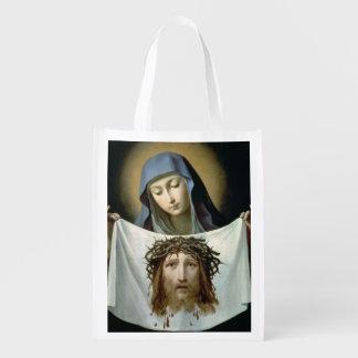 St. Veronica Reusable Grocery Bag