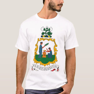 St. Vincent And Grenadines Coat of Arms T-shirt